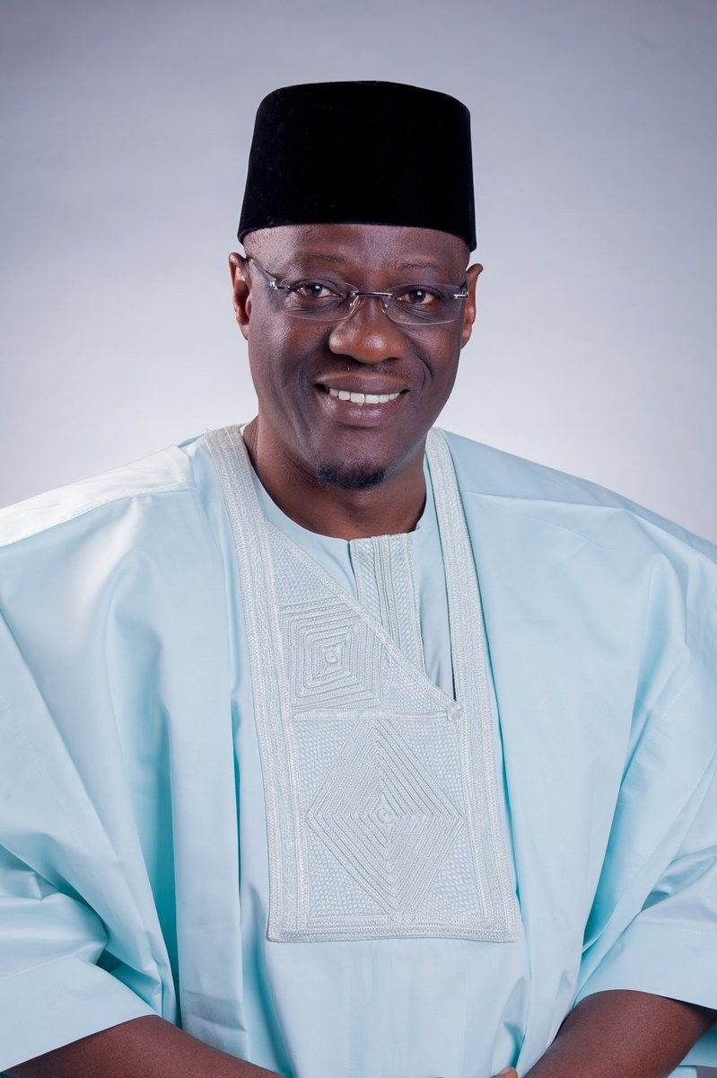 Kwara state governor,Abdulfatah Ahmed, declares interest to run for senate in 2019
