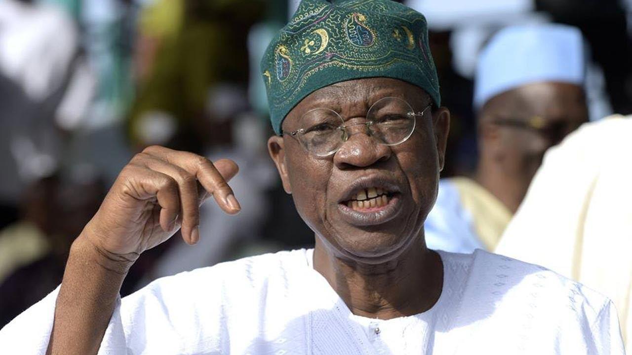 Lai Mohammed says APC will win 2019 elections because there?s no viable opposition