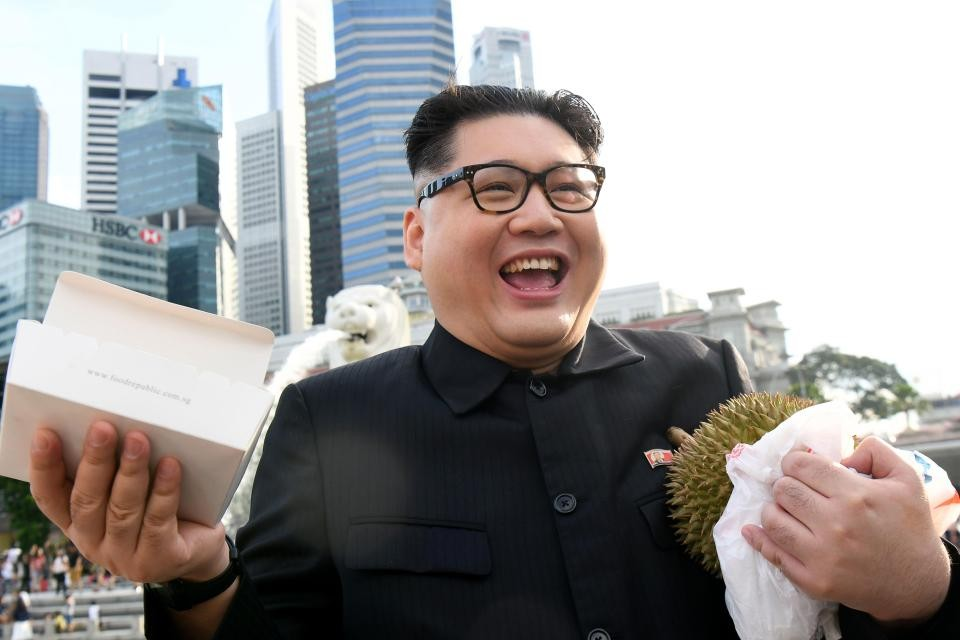 Kim Jong-Un impersonator says he?s bedded more than 100 women and gets up to ?10k per appearance
