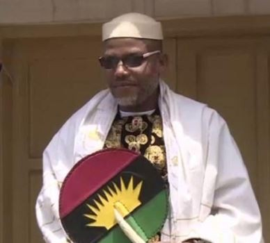 IPOB condemns fresh invasion of Nnamdi Kanu?s home