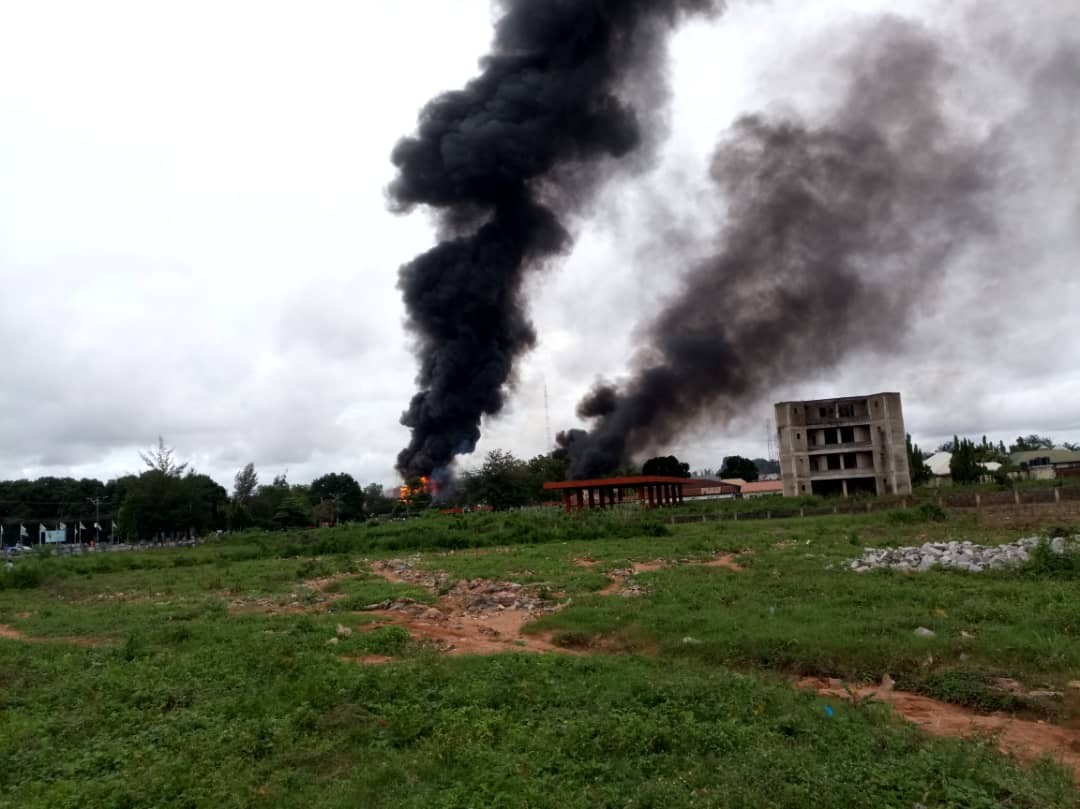 Many feared dead in gas explosion in Nasarawa (photos)
