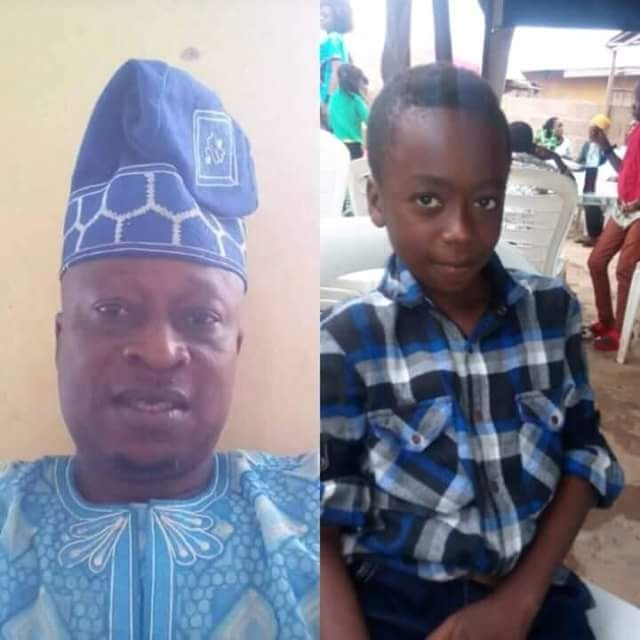 Nigerian journalist and his 12-year-old son die in Ikeja shopping complex fire
