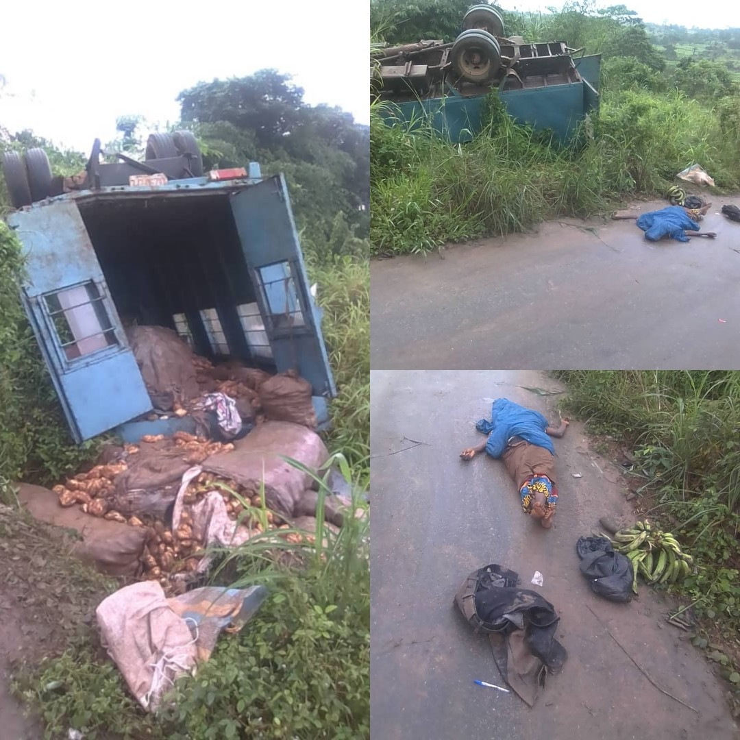 One killed, seven injured as truck crashes in Cross River State