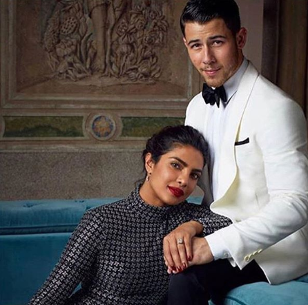 Priyanka Chopra and Nick Jonas copy Meghan Markle and Prince Harry