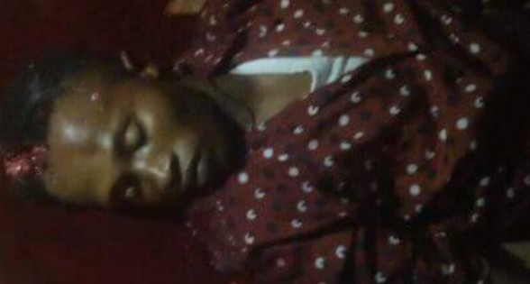Armed robbers kill Auchi Polytechnic student (extremely graphic photo)