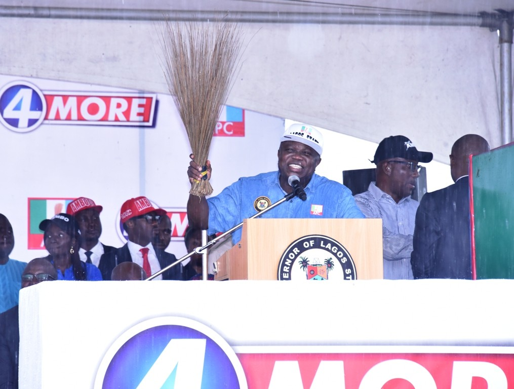 Photos: Gov Ambode