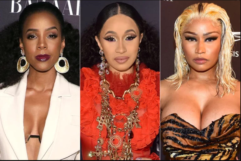 Kelly Rowland weighs in on Cardi B and Nicki Minaj