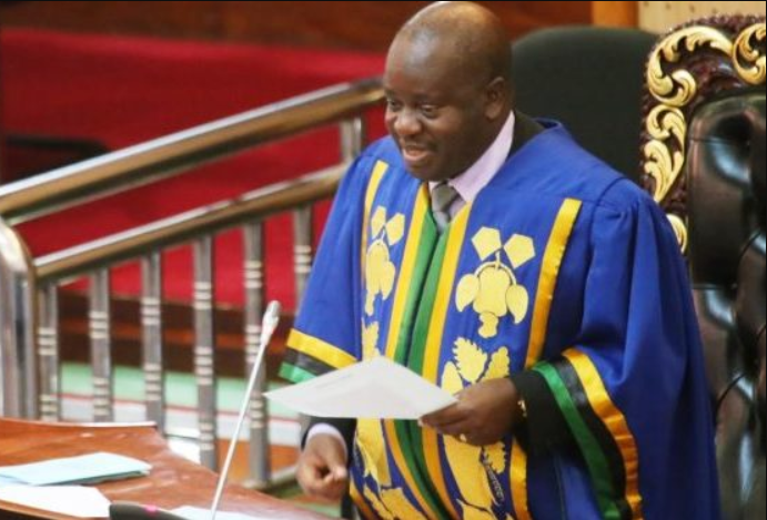 Tanzanian parliament bans female lawmakers from wearing artificial nails, lashes, short dresses and jeans to the parliament