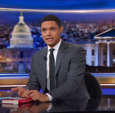 Trevor Noah discusses Serena Williams
