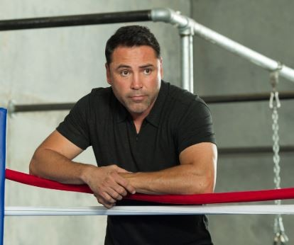 'If Kanye West can do it, why not me' - Boxing champion, Oscar De La Hoya hints at U.S. presidential seat