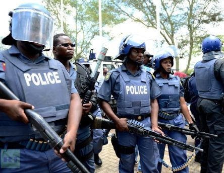 South Africa records 20,336 murders in 12-month