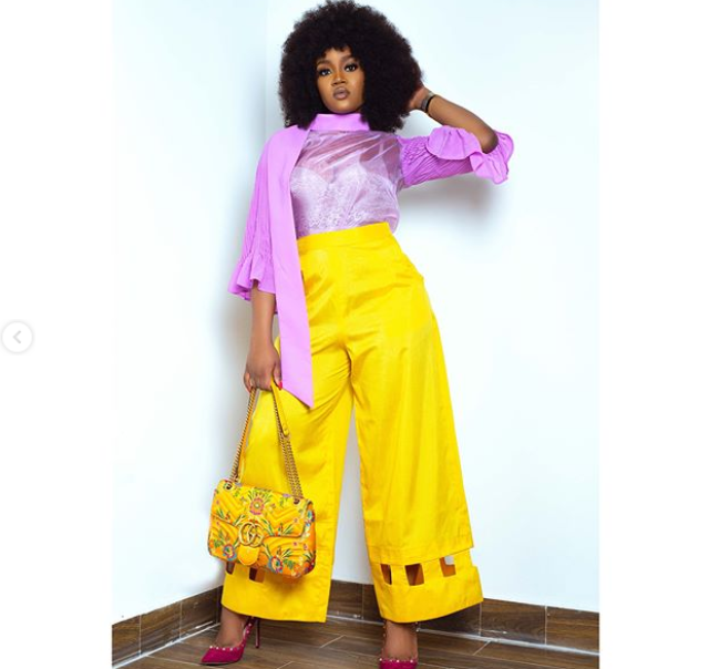 Chioma, davido's boo releases stunning new photos of herself rocking 7 different outfits
