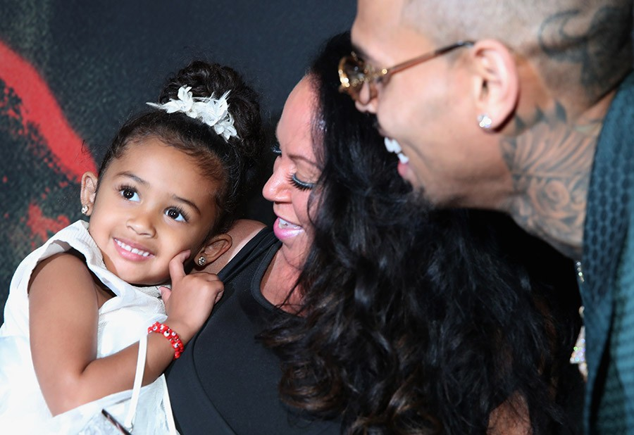 Chris Brown?s 4-year-old daughter Royalty Brown reportedly stole $300 from her grandmother