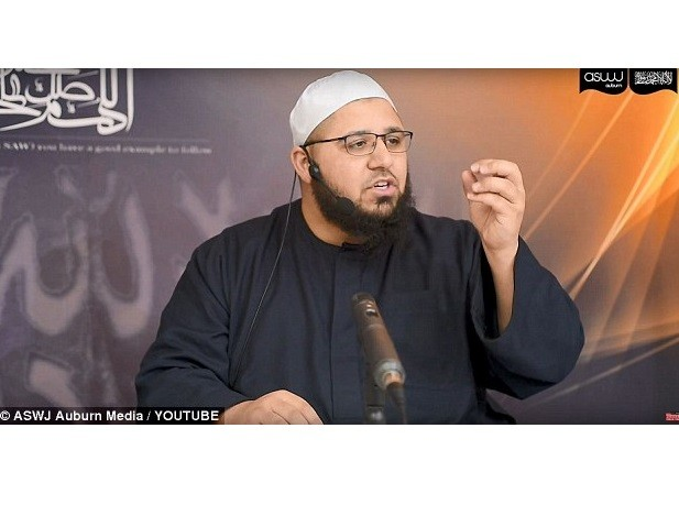 Outrage as Muslim preacher says it