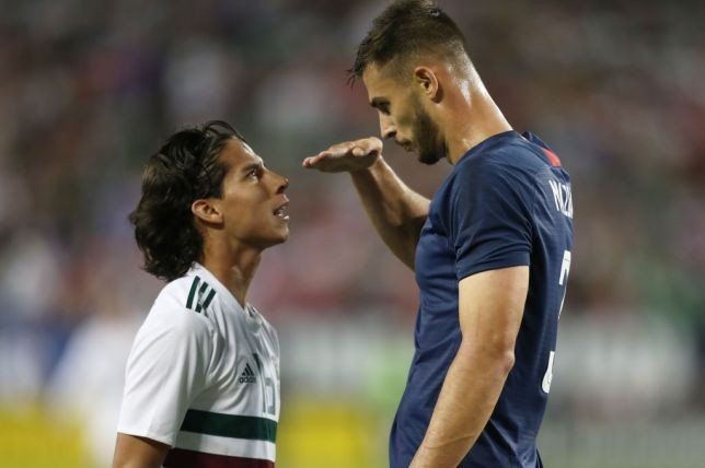Chelsea star Matt Miazga mocks height of Mexico
