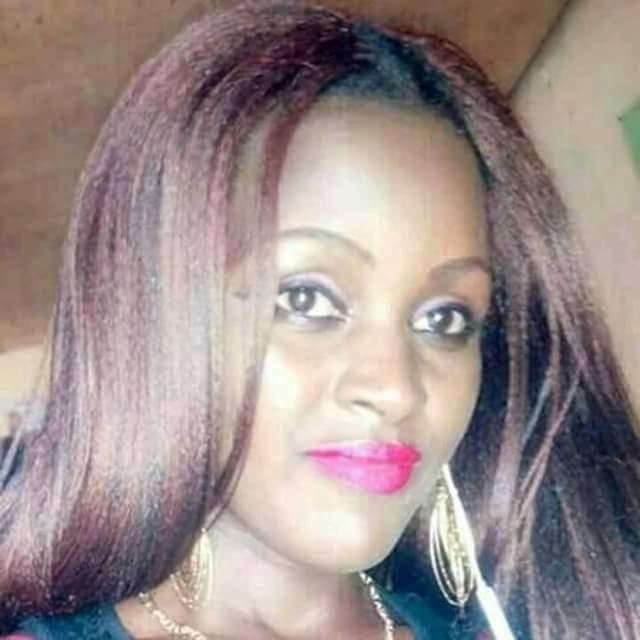 Photos: Pretty 26-year-old lady assassinated alongside Ugandan District Police Commander, laid to rest