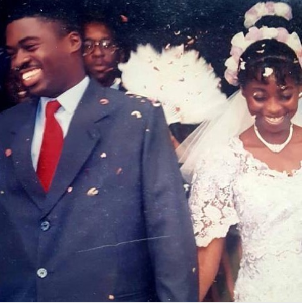 Wale Adenuga shares profound marriage advice as he and his wife celebrate 21 years marriage anniversary