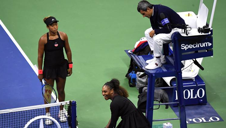 Tennis umpires considering boycotting Serena Williams