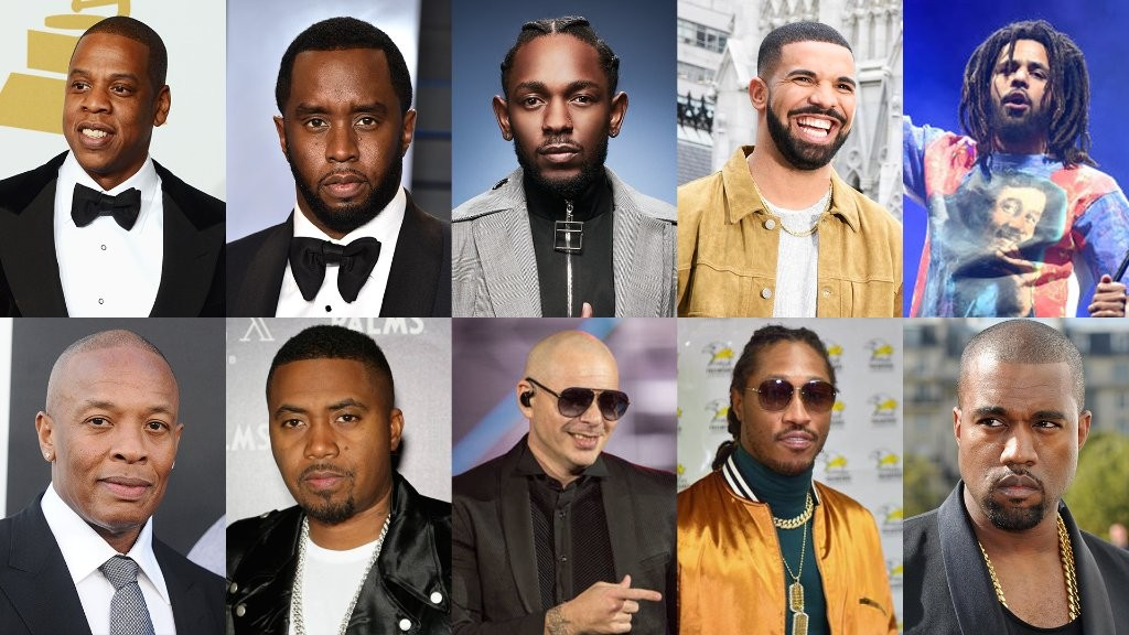 Jay Z tops Forbes highest paid In Hip Hop List, followed by Diddy And Kendrick Lamar (See List)
