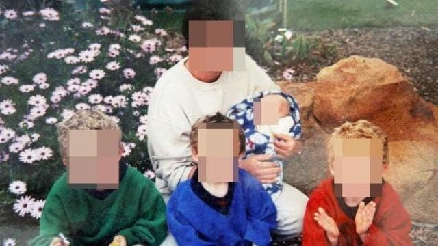 Brother and sister had 4 children together following years of incest
