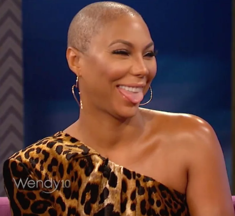 Tamar Braxton reveals her new man is from Nigeria and she