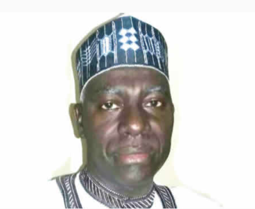 Photo of the new DG of DSS, Yusuf Magaji Bichi