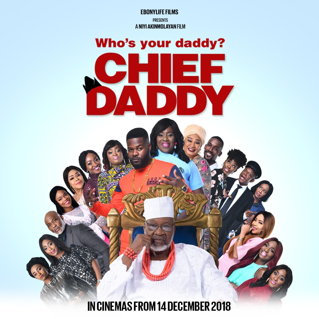 Get a sneak peek into Chief Daddy, the must-see movie for the December holidays (Video)
