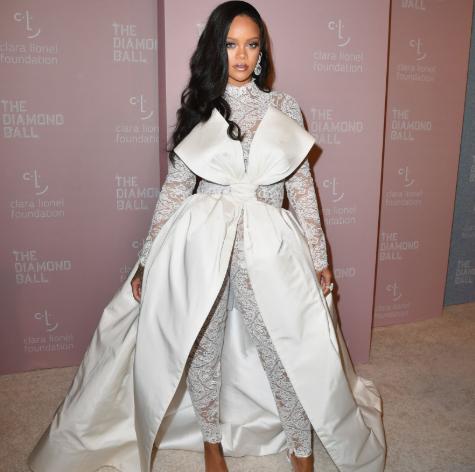 Rihanna steals the show at her 4th annual Diamond Ball