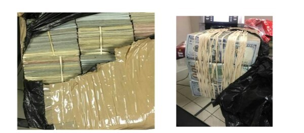 South Africa Customs intercept Hong Kong- bound female student with $650?000 at OR Tambo International Airport