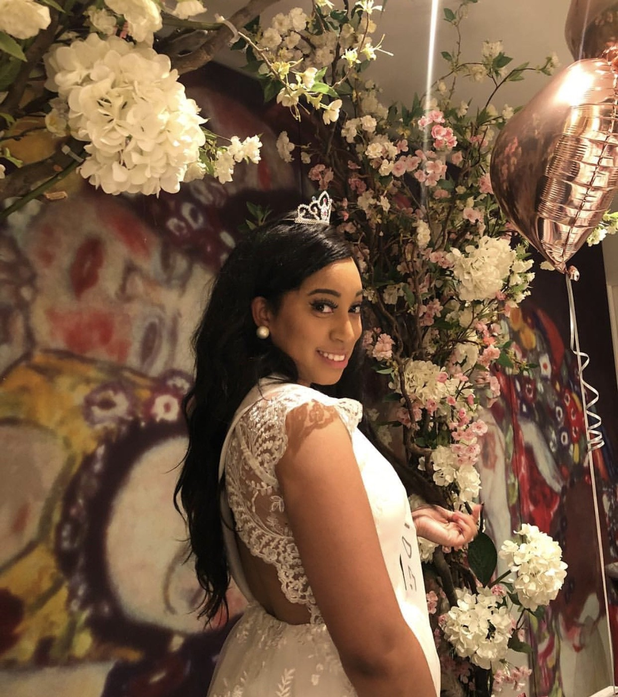 Photos from the bridal shower of daughter of Pastor Chris Oyakhilome, Carrissa Sharon Oyakhilome