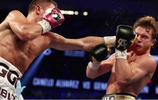 Canelo Alvarez defeats Gennady Golovkin on points to win an epic and controversial middleweight boxing title fight