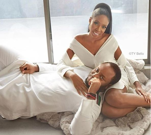 Nollywood actress, Lala Akindoju and celebrity?Chef, Gbubemi Fregene wed today (photos)