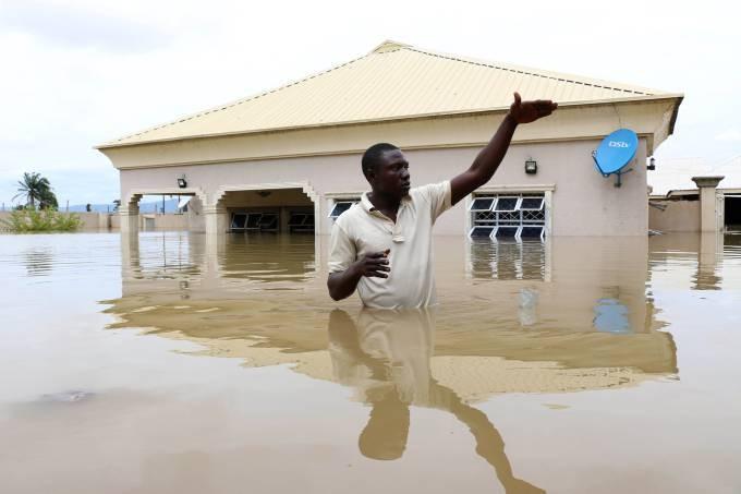 Photos: Residents left homeless as flood ravages 200 communities in Kogi