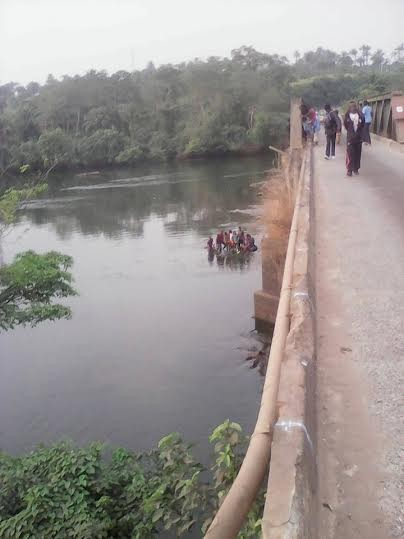 Three die as SUV plunges into river in Delta state