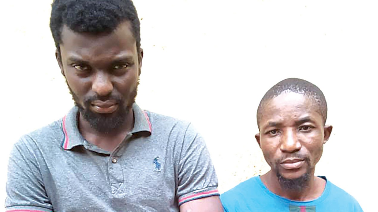 Two suspected cultists arrested over murder of Austrian returnee (photos)
