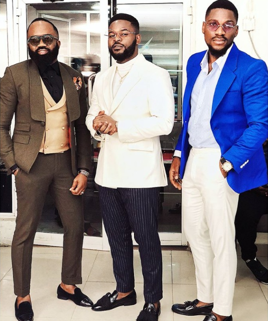 Nigerians on Twitter react to the Sweet Boys Association and it's not nice (screenshots)