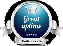 "QServers Web Hosting awarded ""Great Uptime Award"" by HostAdvise.com"