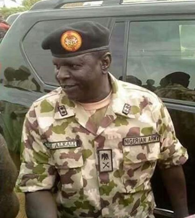 Police declare 8 people wanted in connection with the disappearance of Major?General Idris Alkali