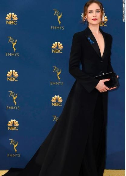 All the stunning red carpet photos from the 70th Emmys Awards in Los Angeles