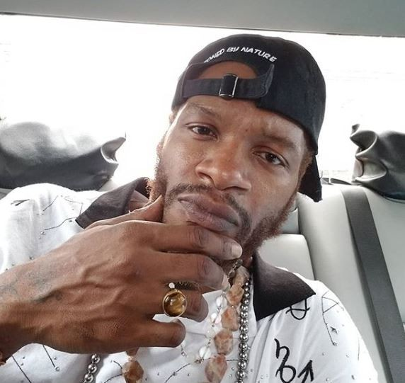 New photos of American R&B star, Jaheim leaves his fans really worried
