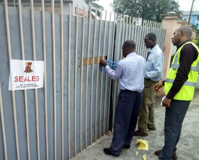 Oyo State government?shuts down Obasanjo Farms and 15 other businesses (Photos)