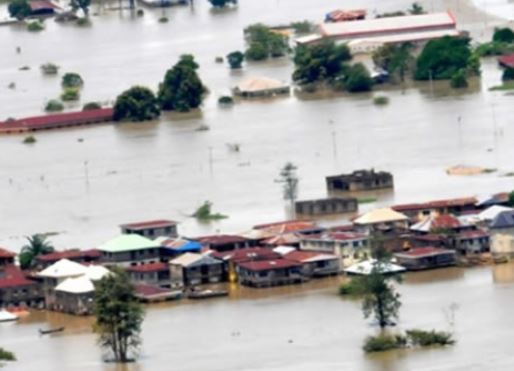Flood submerges five?communities, rice mill in Benue State