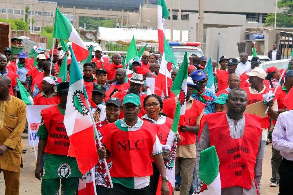 New minimum wage: Nationwide strike to begin September 26th ? NLC Says