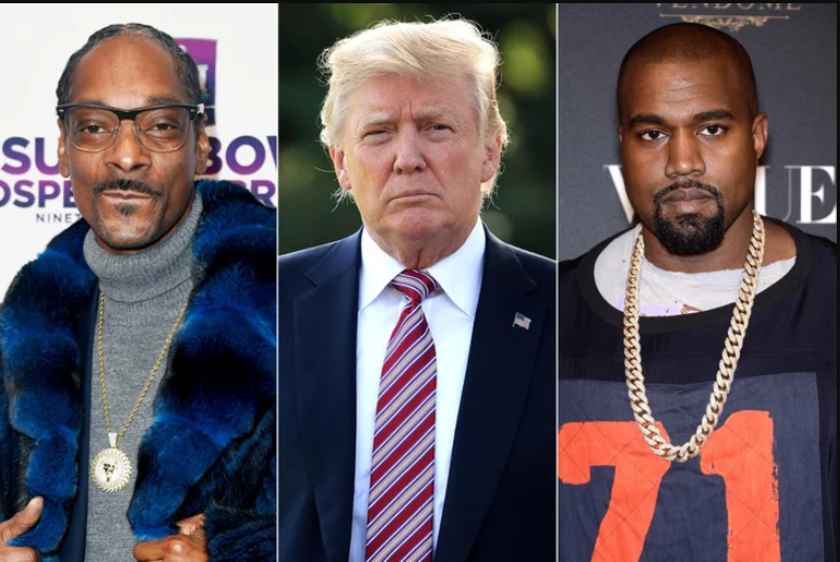 Snoop Dogg slams Kanye West and Donald Trump, tells them