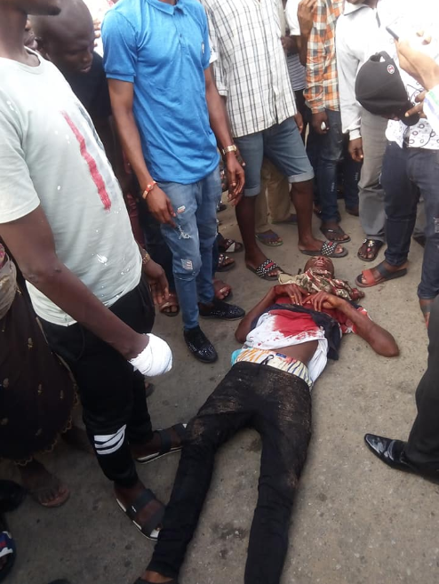 Young man chased and stabbed to death by cultists in Bayelsa