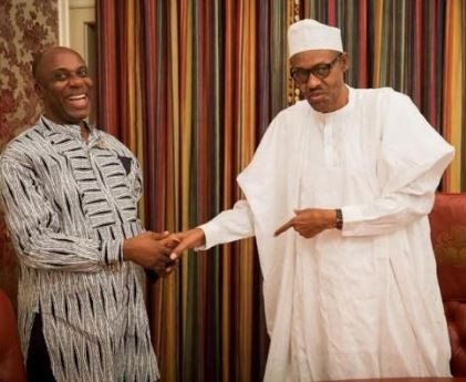 2019: President Buhari officially appoints Rotimi Amaechi as Director General of his?campaign organization