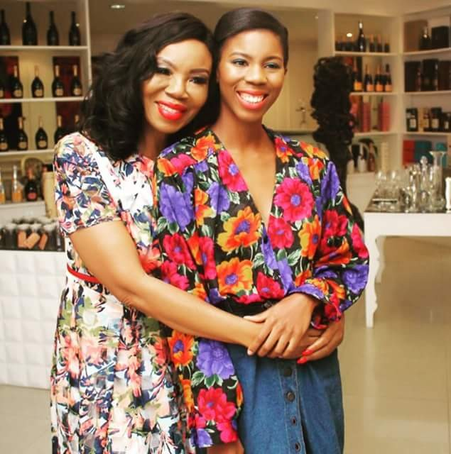"""""""I marvel at her strength and passion"""" - Betty Irabor writes on her daughter, Sonia"""