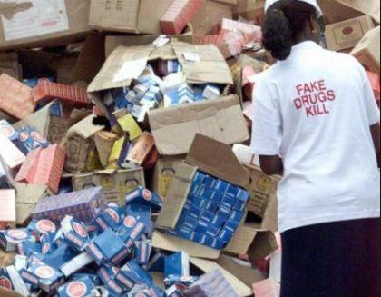 NAFDAC busts drug cartel behind importation of tramadol, other banned substances worth over?N105m