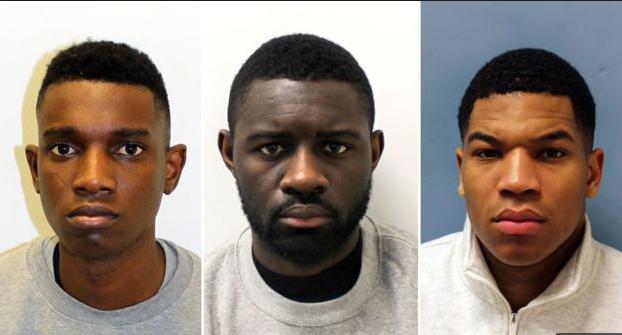 Men who killed Nigerian Model, Harry Uzoka in UK sentenced to 61 years in Jail