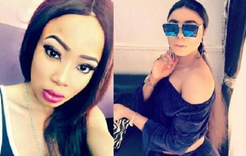 Bobrisky threatens to beat and strip Nina naked, dares her to speak ill of him
